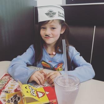 Olivia, who Grandpa Popo calls Oliver